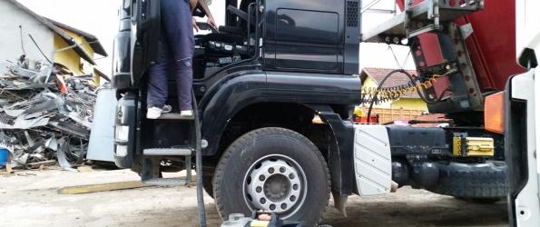 Pranje kamiona